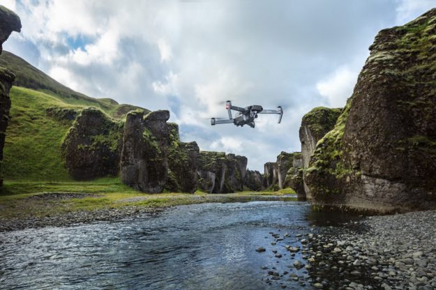 Mavic Pro Platinum New Propellers and new electronic speed controllers dronedj lifestyle 2