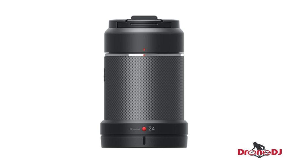 DroneDJ DJI Zenmuse X7 DL 24mm F2.8 LS ASPH Leaf Shutter Lens 3