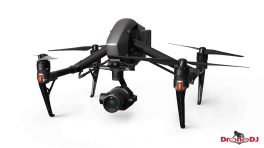 Inspire 2 - DroneDJ DJI Zenmuse X7 DL-S 16mm F2.8 ND ASPH Lens built-in ND4 filter 4