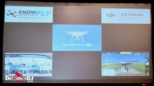 What else could be done to further improve the safety of people on the ground as well as in the air? Well, DJI could upgrade their geofencing and introduce ADS-B Interactive. And they did.