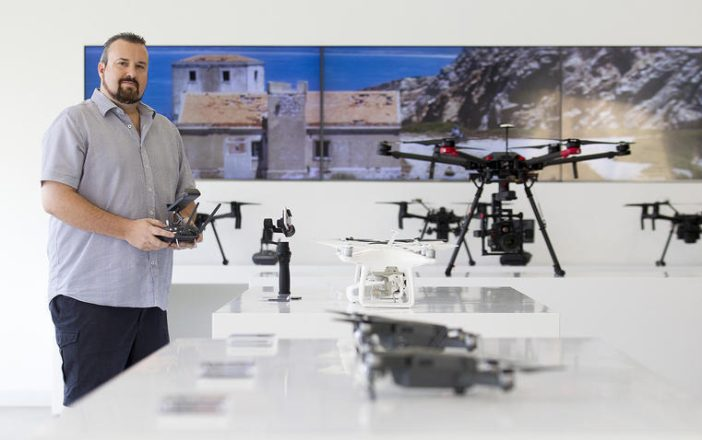 New DJI drone store opening today in Costa Mesa, Orange County 6