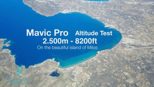 DJI Spark and Mavic Pro drones show impressive flying ability in illegal and dangerous test