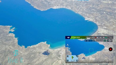 This guy on YouTube has been showcasing both his own ignorance of any flight safety measures and regulations as well as the impressive flying ability of the DJI Mavic Pro and Spark drones. Back in August he already flew a DJI Mavic Pro up to an incredible 6,620 feet (2,018m) altitude on the Greek island Crete. Around the same time, he proceeded to his next test, to see how far can you fly a DJI Spark and still bring it back. Of the beach in Falasarna, Crete he flew the hacked Spark out over the ocean for a distance of 2.75 miles (4,400m). He almost did not make it back to the beach as the battery of the Spark was drained to 0%. In the end, when he is flying just over the sand and attempting to land the drone, the video footage gets cut out. Later we see a shot of the drone pilot standing next to the Spark drone. Apparently, it did run out of juice and simply fell out of the sky during the final descent. The drone survived and it seems that nobody got hurt.
