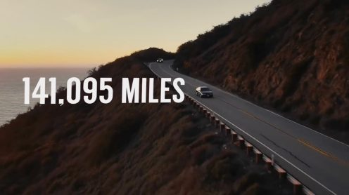 Drone commercial to help sell used 1996 Honda Accord