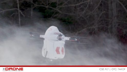 Transport Canada granted permission to the company Drone Delivery Canada to start testing drone deliveries in the Northern Canadian Communities of Moose Factory and Moosonee, Ontario. Toronto based Drone Delivery Canada made its first successful flights earlier this month in a partnership with Moose Cree First Nation. The partnership aims to establish a drone delivery service that would bring food, medical supplies and other necessities to the island of Moose Factory in the Moose River.