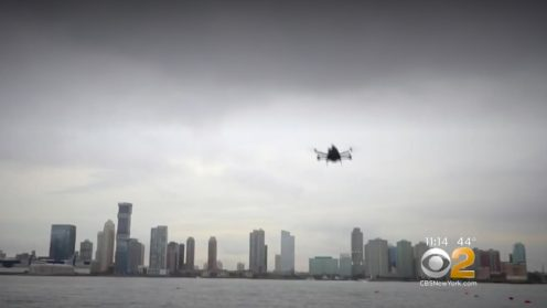 NYPD is hunting rogue drones in New York City 0024