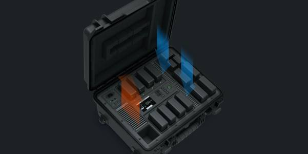 DJI introduces new DJI Battery Station for professional filmmakers 0005