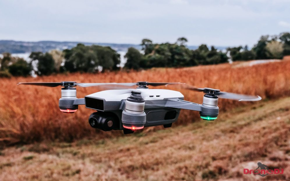 DJI Spark Mini-Drone Review DroneDJ-5