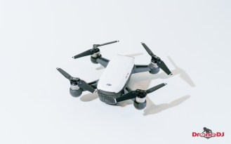 DroneDJ Review- The DJI Spark mini-drone packs a punch-11