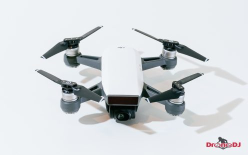 DroneDJ Review- The DJI Spark mini-drone packs a punch-14