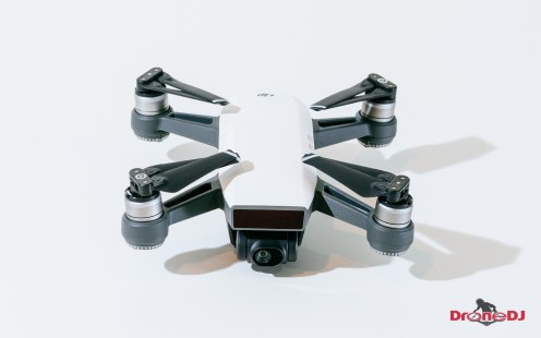 DroneDJ Review- The DJI Spark mini-drone packs a punch-15