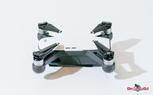 DroneDJ Review- The DJI Spark mini-drone packs a punch-16