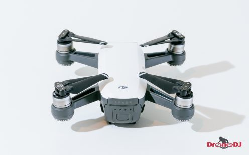DroneDJ Review- The DJI Spark mini-drone packs a punch-17