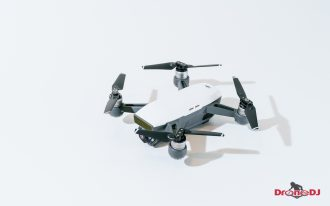 DroneDJ Review- The DJI Spark mini-drone packs a punch-9