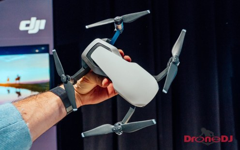 DJI Mavic Air Launch Event in NYC 0016