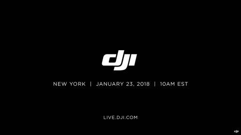 DJI Mavic Air teased in new DJI video for upcoming event in NYC 2