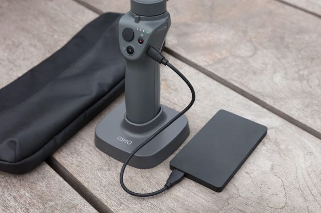 DJI reveals new Osmo Mobile 2 gimbal stabilizers ahead of CES 2018 0015