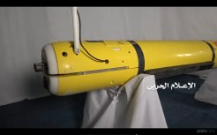 Smokey the U.S. Navy Underwater Drone captured by Houthi forces 3