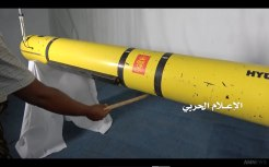 Smokey the U.S. Navy Underwater Drone captured by Houthi forces 4