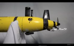 Smokey the U.S. Navy Underwater Drone captured by Houthi forces 6