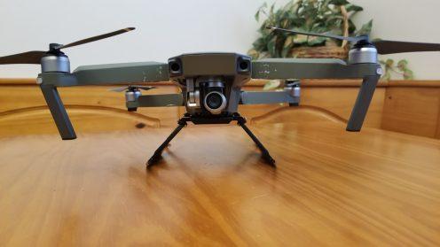 Smart, 3D printed landing gear for the Mavic Pro 2