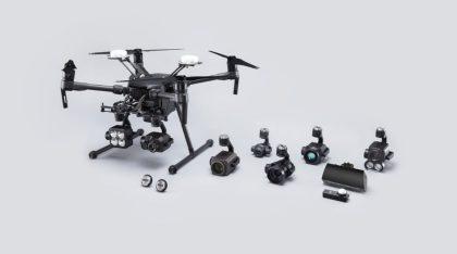 DJI onboard SDK and Skyport adapter 7