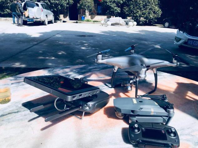 Is that the New Phantom 5 frm DJI