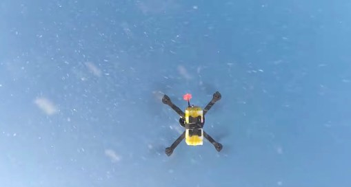 Russian sends his drone up to 33,691 feet - 0007