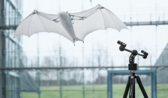 Meet Festo's semi-autonomous Bionic Flying Fox with a wingspan of more than 7 feet 0003