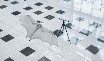Meet Festo's semi-autonomous Bionic Flying Fox with a wingspan of more than 7 feet 0007
