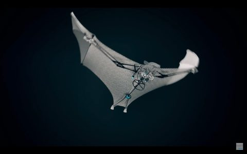 Meet Festo's semi-autonomous Bionic Flying Fox with a wingspan of more than 7 feet 0009