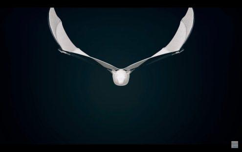 Meet Festo's semi-autonomous Bionic Flying Fox with a wingspan of more than 7 feet 0013