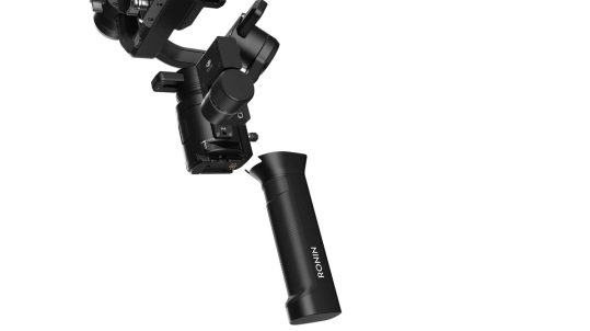 DJI Ronin S single-handed stabilizer - At $699, the price is right Pre-order today 0000