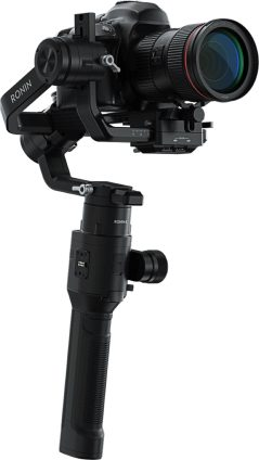 DJI Ronin S single-handed stabilizer - At $699, the price is right Pre-order today 0005