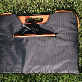 DroneDJ review of the Jackery 240W Battery Charger and Solar Panel 0000