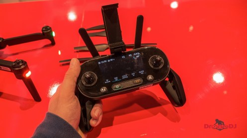 First impression: Autel's foldable Evo drone that aims to compete with the Mavic Pro 0002