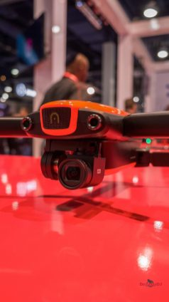 First impression: Autel's foldable Evo drone that aims to compete with the Mavic Pro 0003