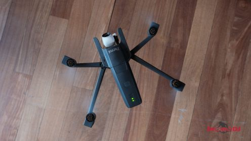 Parrot Anafi foldable 4K HDR 21MP drone 20