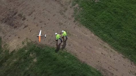UK record broken as SenSat's drone flies 7.5 miles beyond-visual-line-of-sight (BVLOS)