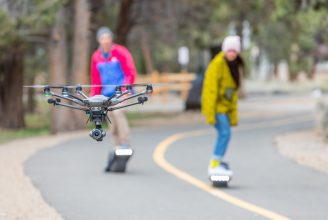 Yuneec introduces the Typhoon H Plus with Intel RealSense™ and other new and upgraded features 0003