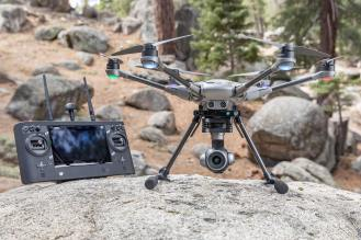 Yuneec introduces the Typhoon H Plus with Intel RealSense™ and other new and upgraded features 0009