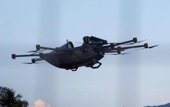 A passenger drone from Philippine inventor aims to cut travel time in half 0002