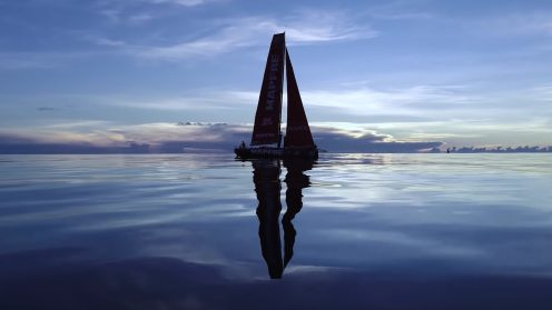 Check out the best drone video footage of the Volvo Ocean Race 0012