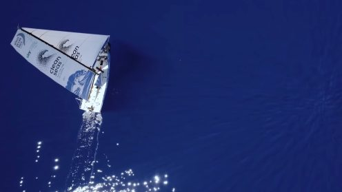 Check out the best drone video footage of the Volvo Ocean Race 0014