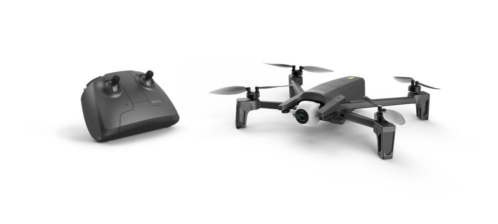 Parrot launches ANAFI Work drone at InterDrone show in Las Vegas 0002