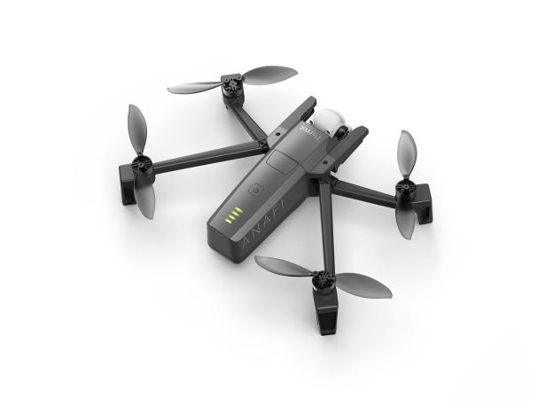 Parrot launches ANAFI Work drone at InterDrone show in Las Vegas 0010