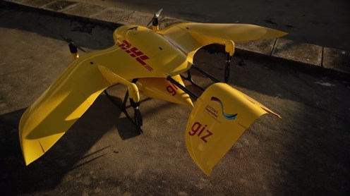 Deliver Future: DHL Parcelcopter flies 37 miles autonomously to a remote island in Lake Victoria 0001