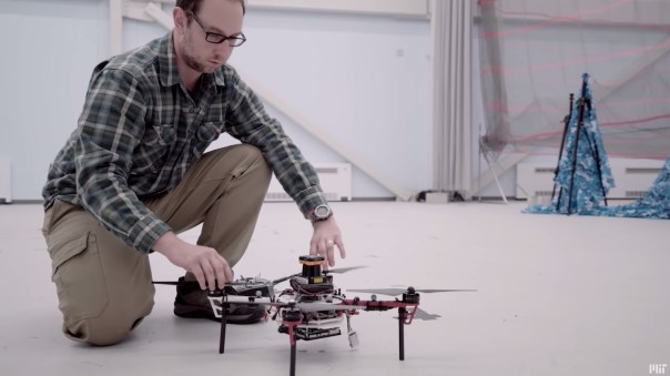 Fleets of drones may come to the rescue of lost hikers 2