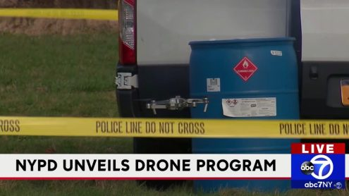 New York Police bought 14 DJI drones and trained 29 officers 0002