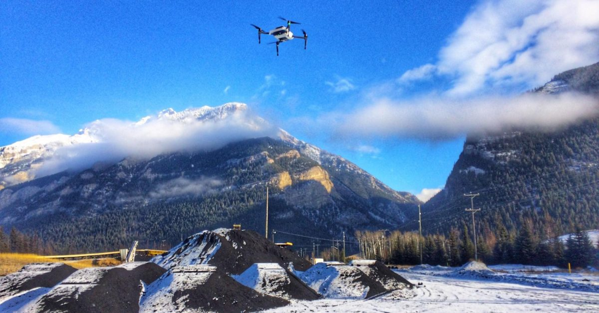 Skycatch High Precision Package for Canadian mining giant - DroneDJ